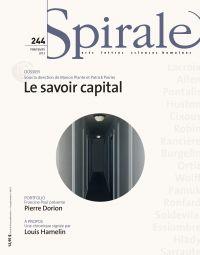 Spirale. No. 244, Printemps...