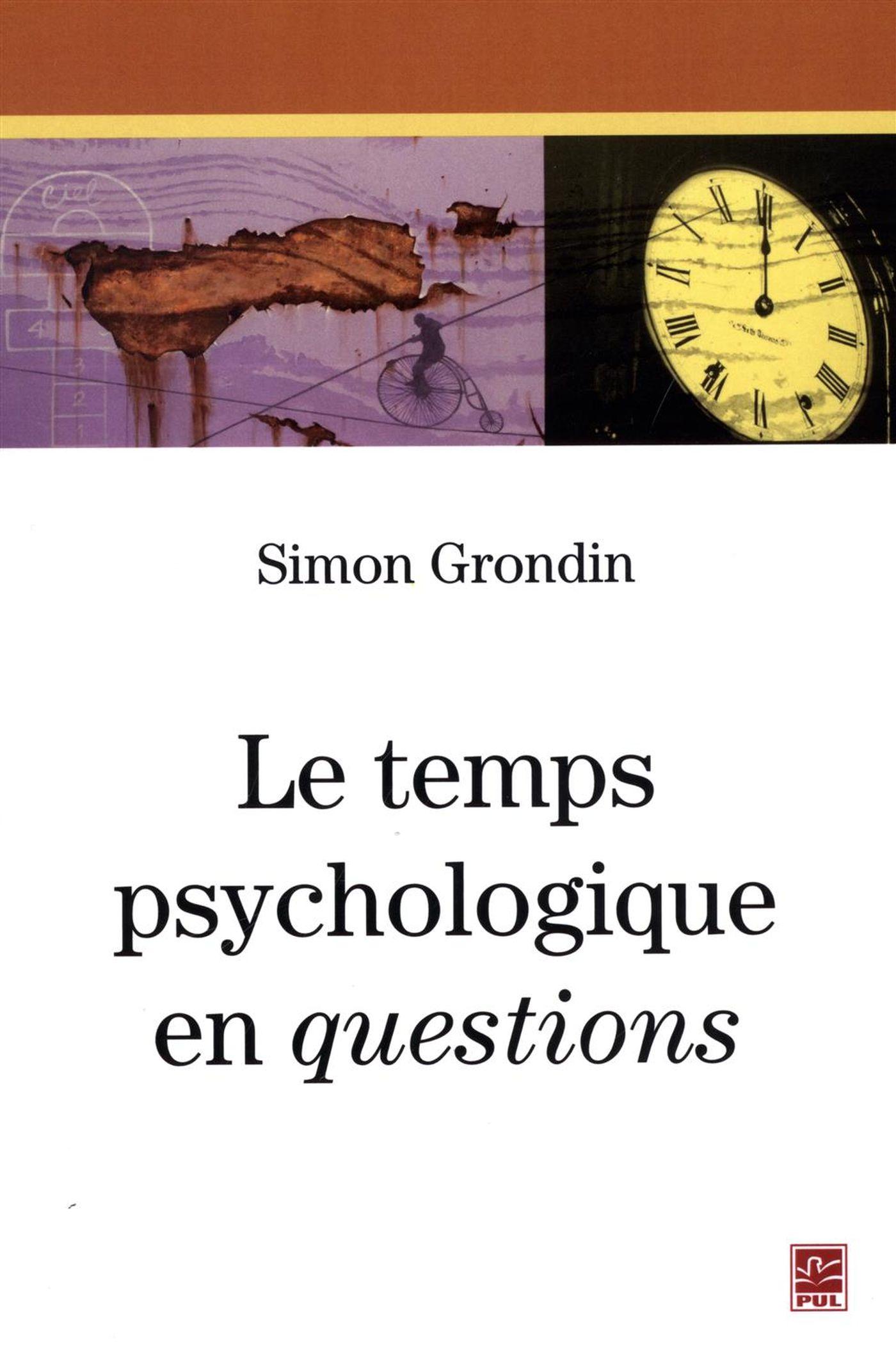 Le temps psychologique en q...