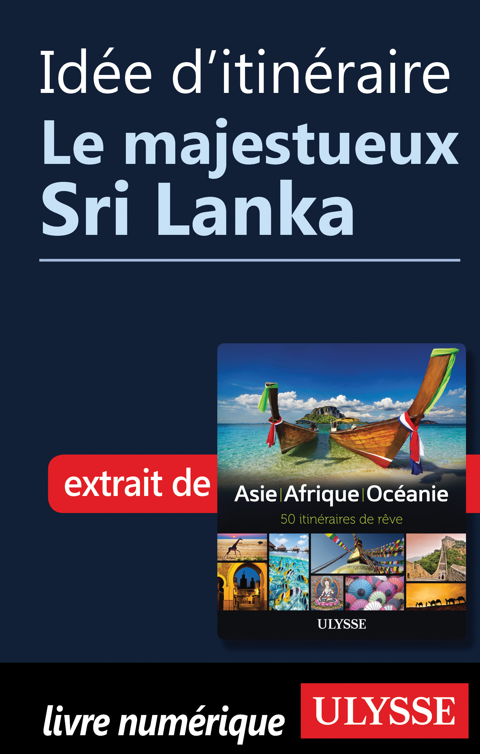 Idée d'itinéraire - Le maje...