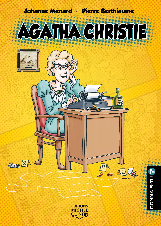 Connais-tu? - En couleurs 22 - Agatha Christie