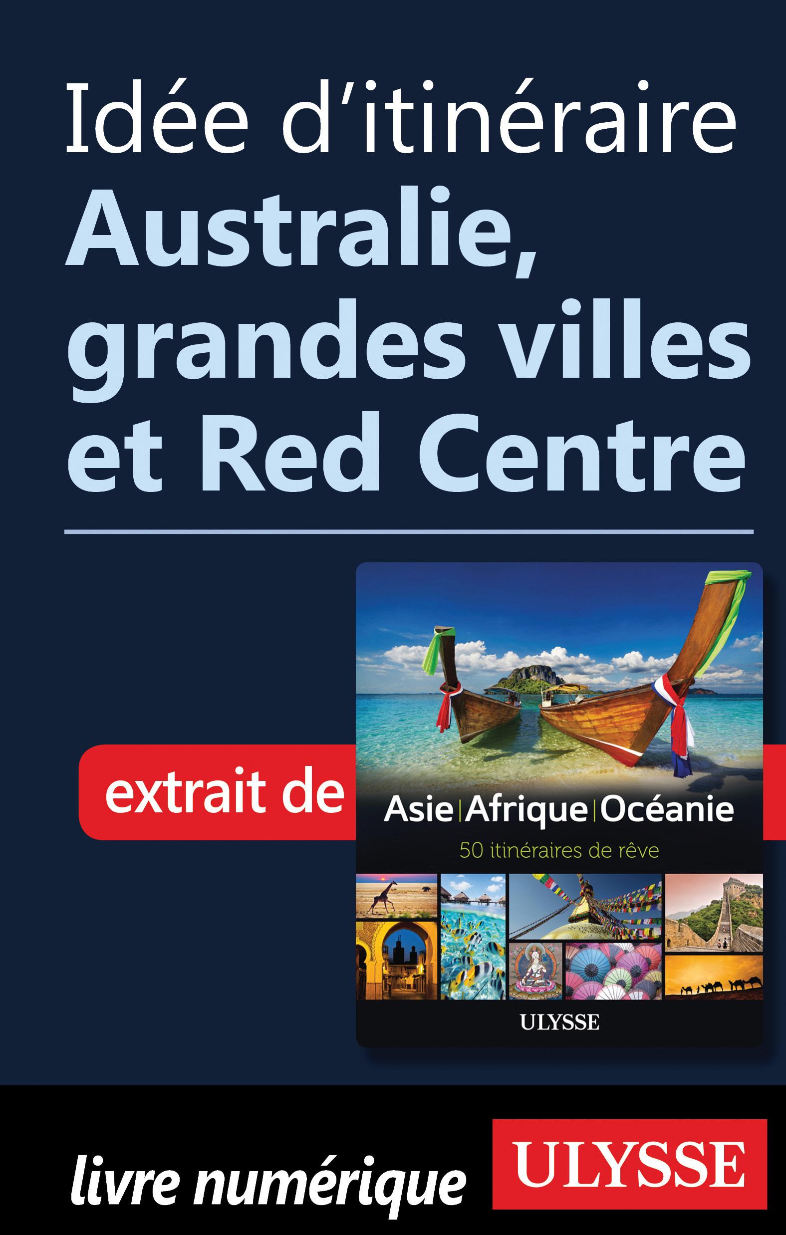 Idée d'itinéraire - Austral...