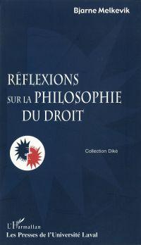 Réflexions sur la philosoph...