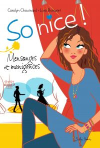 Image de couverture (So nice ! Mensonges et manigances)