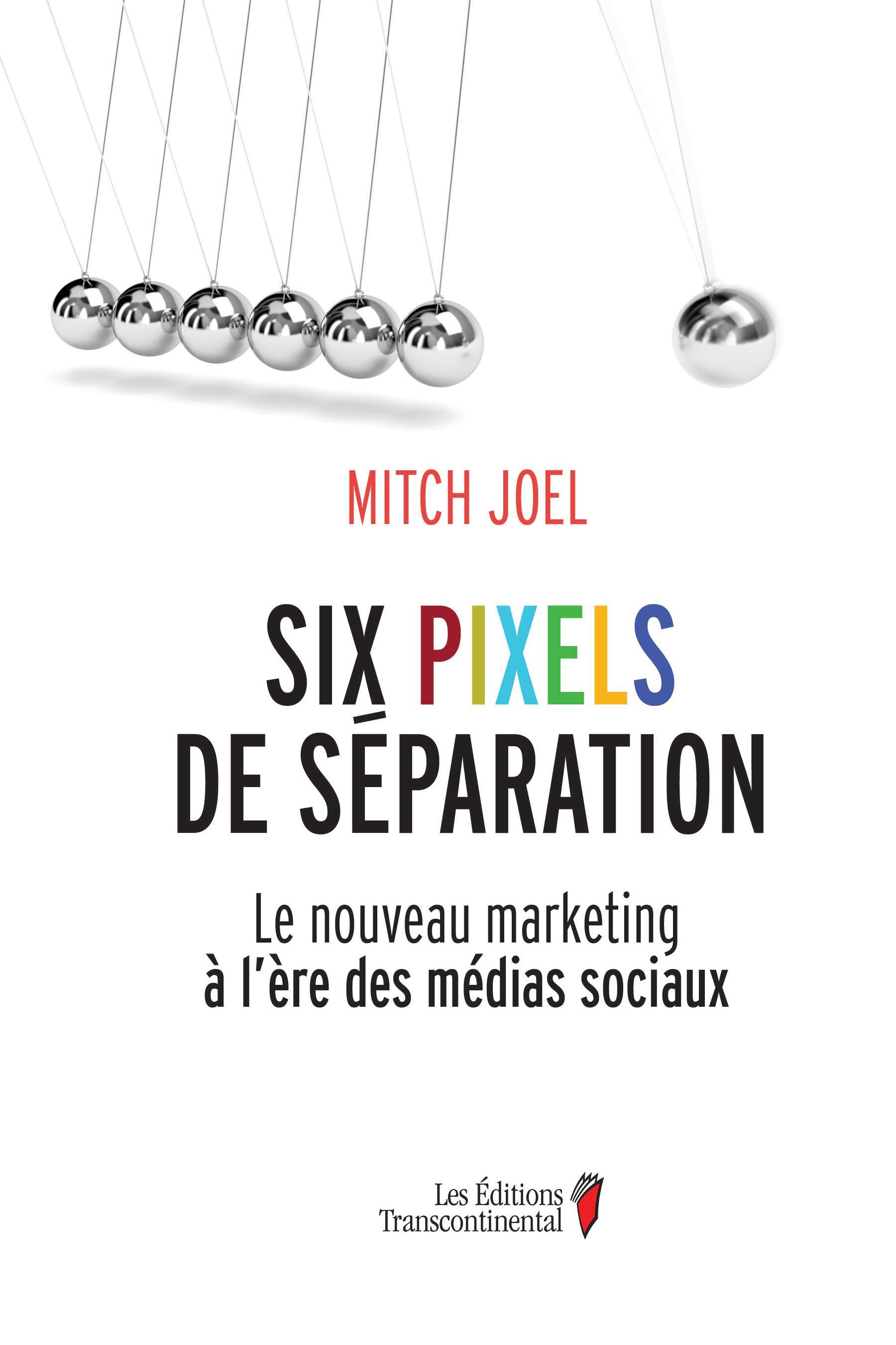 Six pixels de séparation