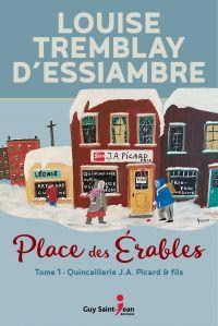 Place des Érables, tome 1