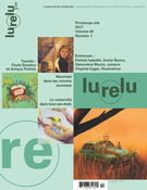 Lurelu. Vol. 40 No. 1, Prin...