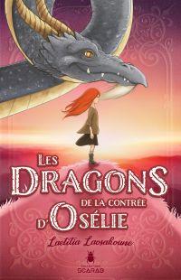 Les contrées - Les dragons de la contrée d'Osélie