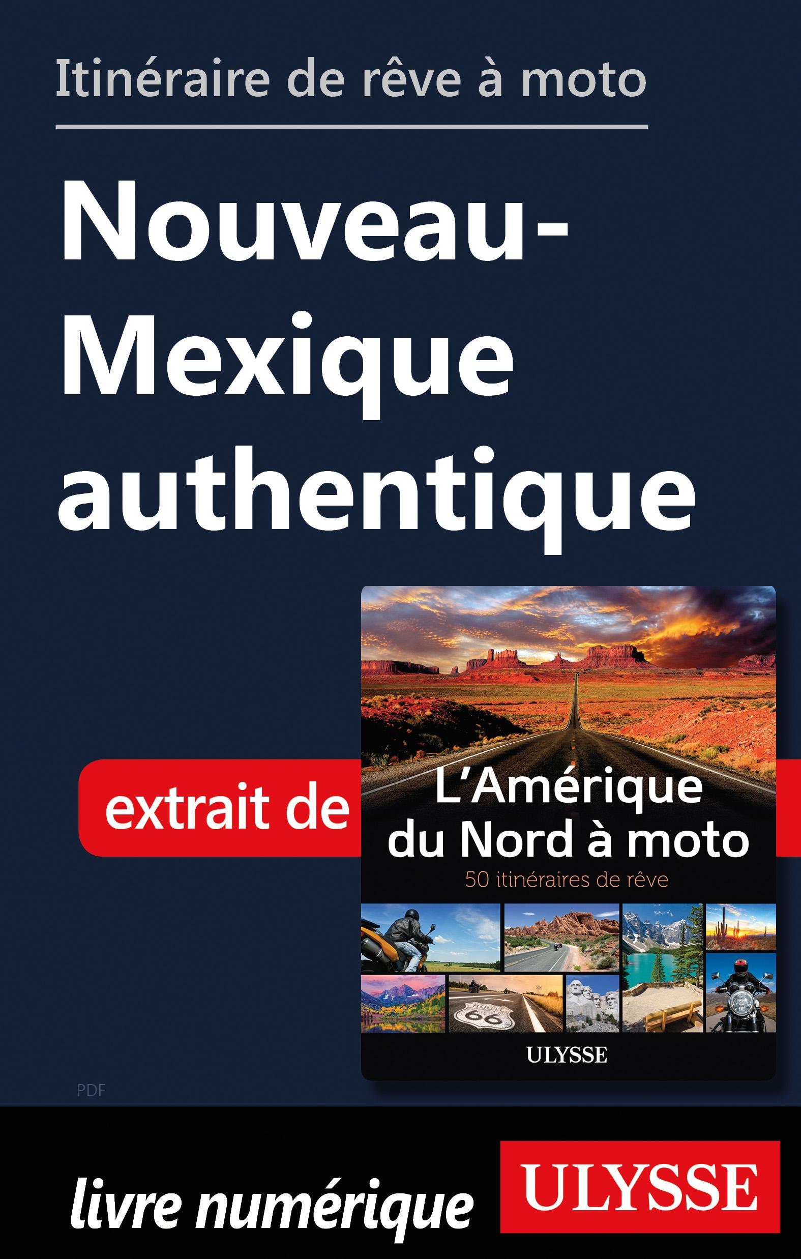 itinéraire de rêve à moto -...