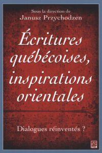 Ecritures québécoises, insp...