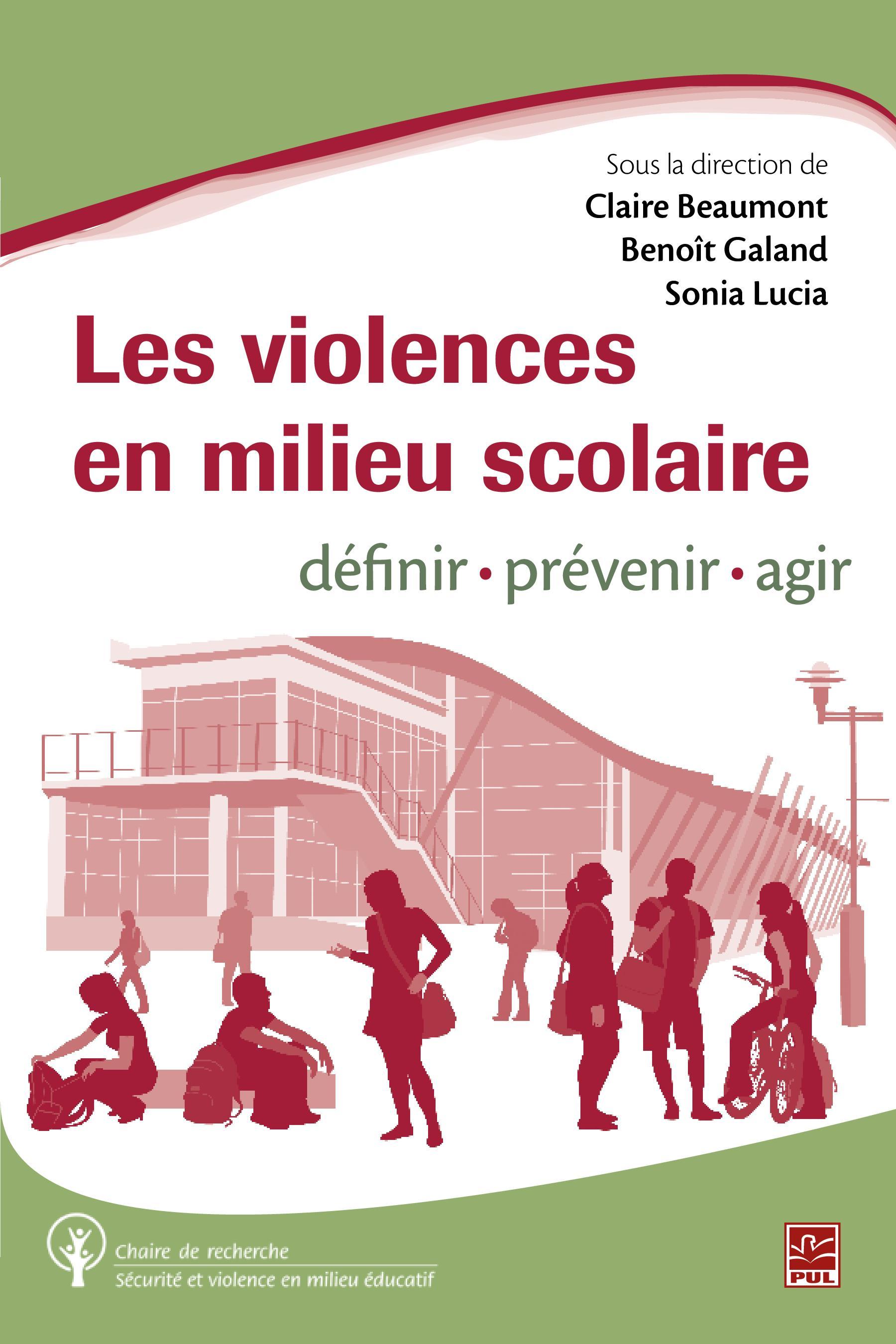 Les violences en milieu sco...