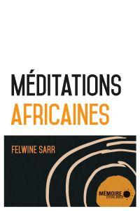 Image de couverture (Méditations africaines)