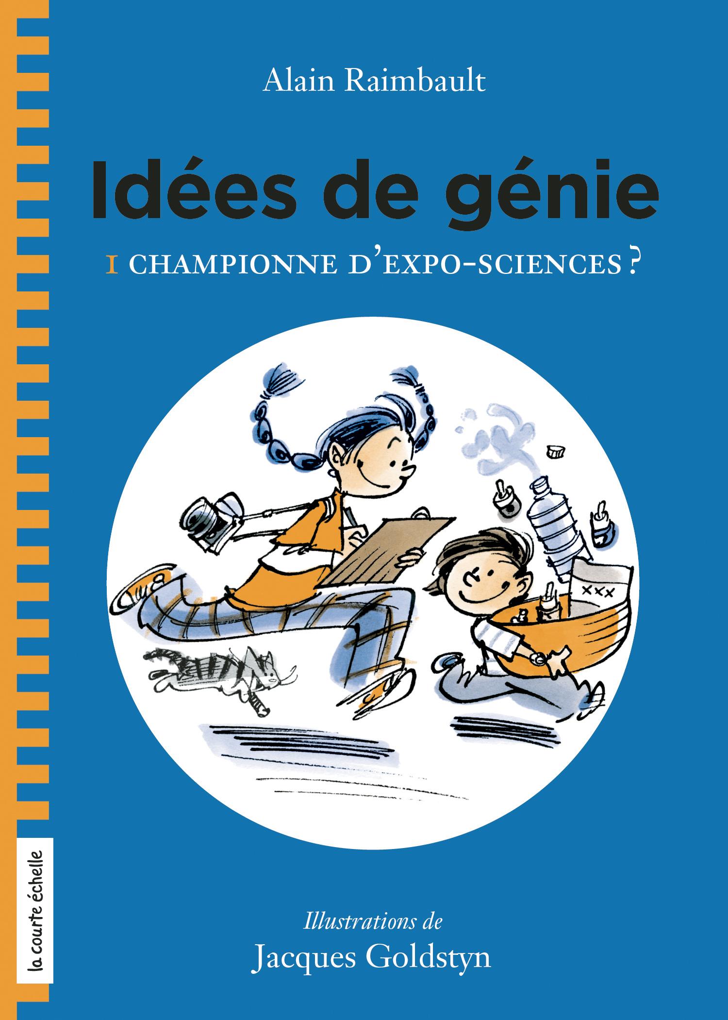 Championne d'Expo-sciences?