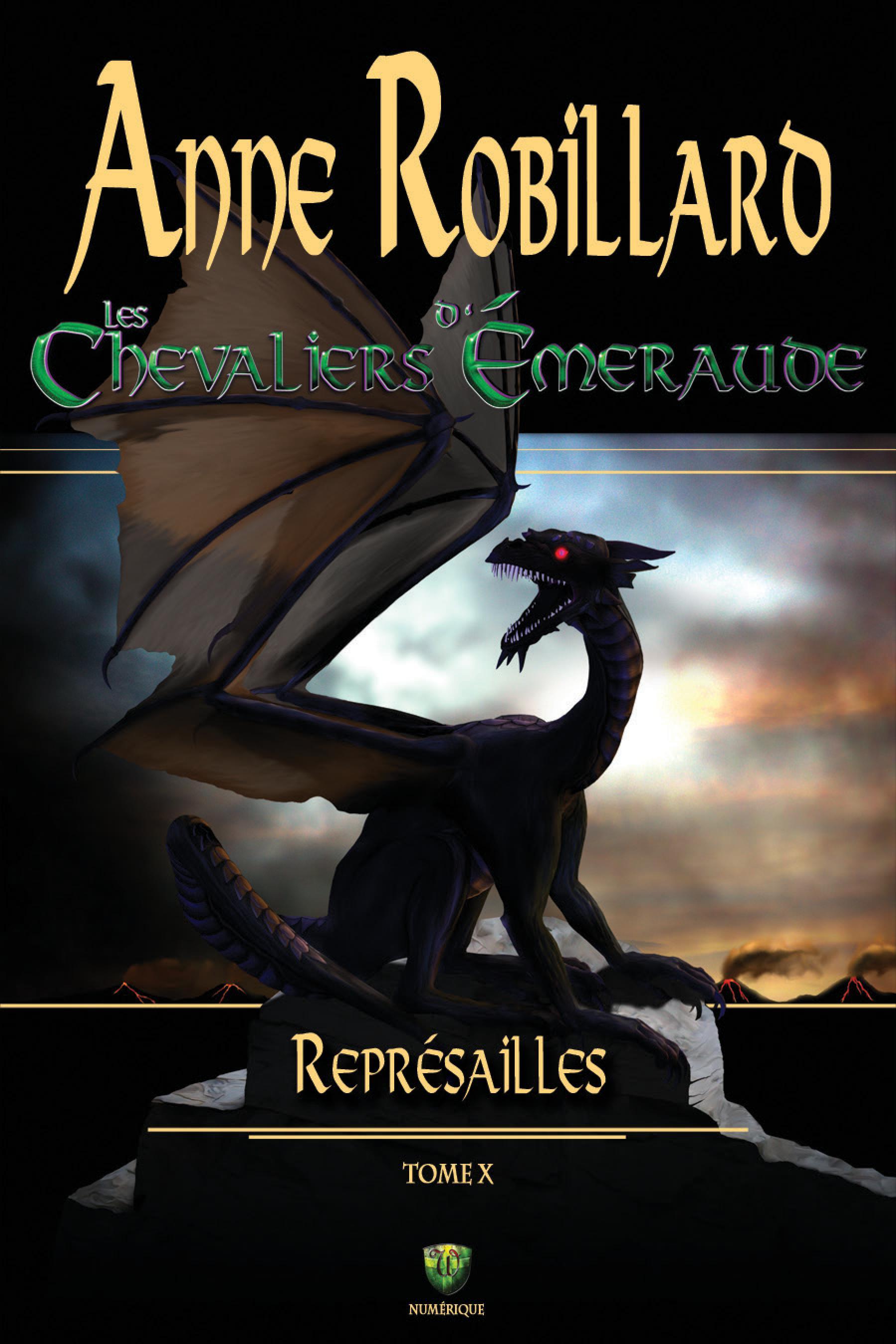 Les Chevaliers d'Émeraude 10 : Représailles