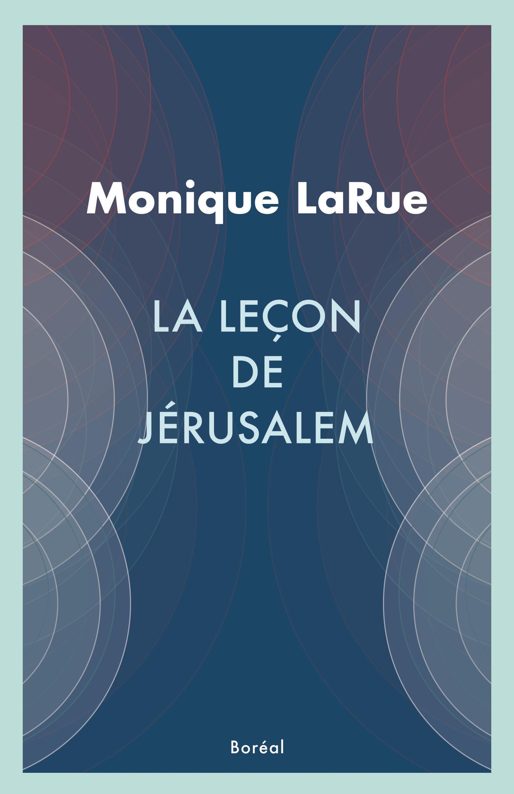 La Leçon de Jérusalem
