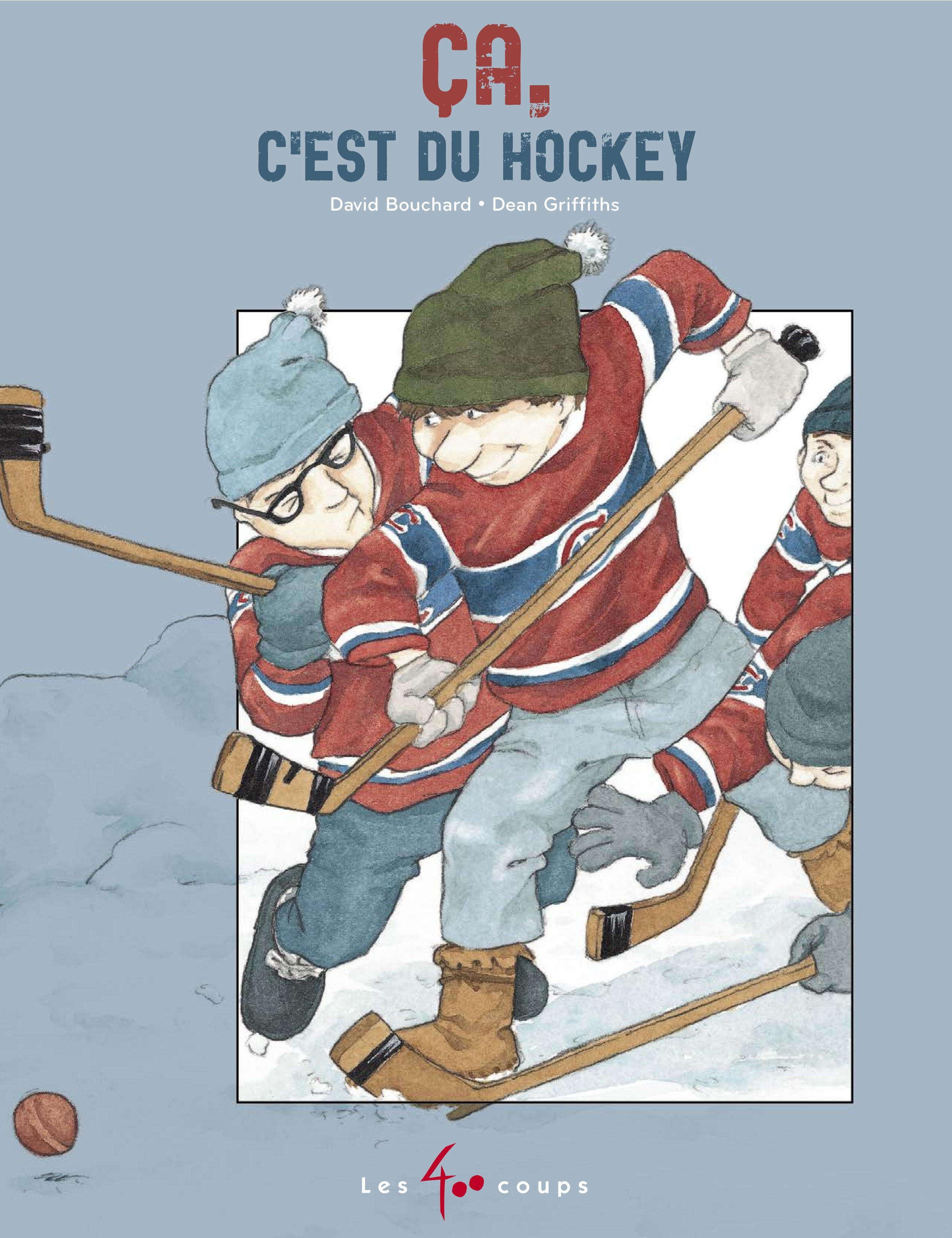 Ça c'est du hockey !