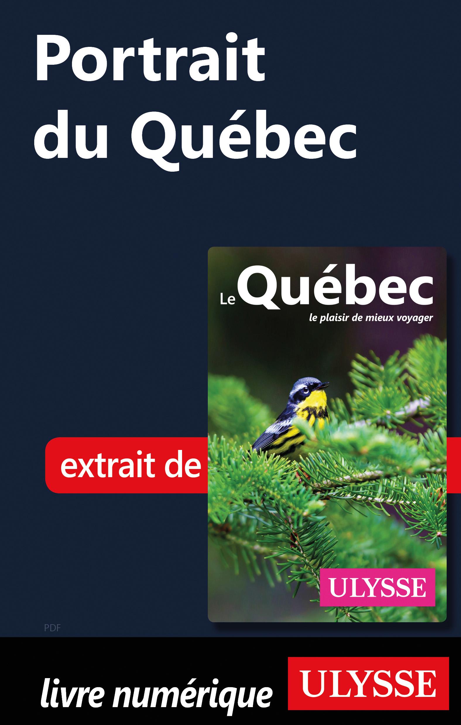 Portrait du Québec
