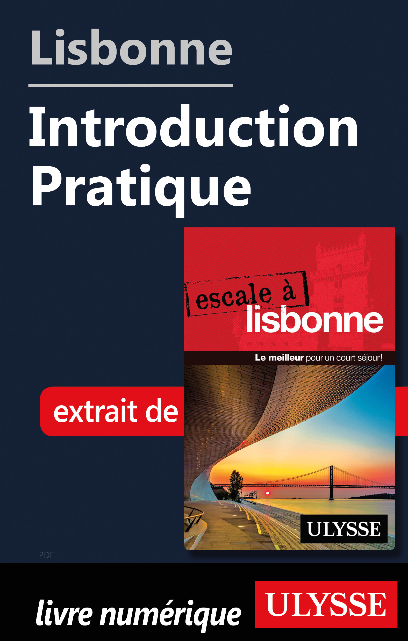 Lisbonne - Introduction Pratique