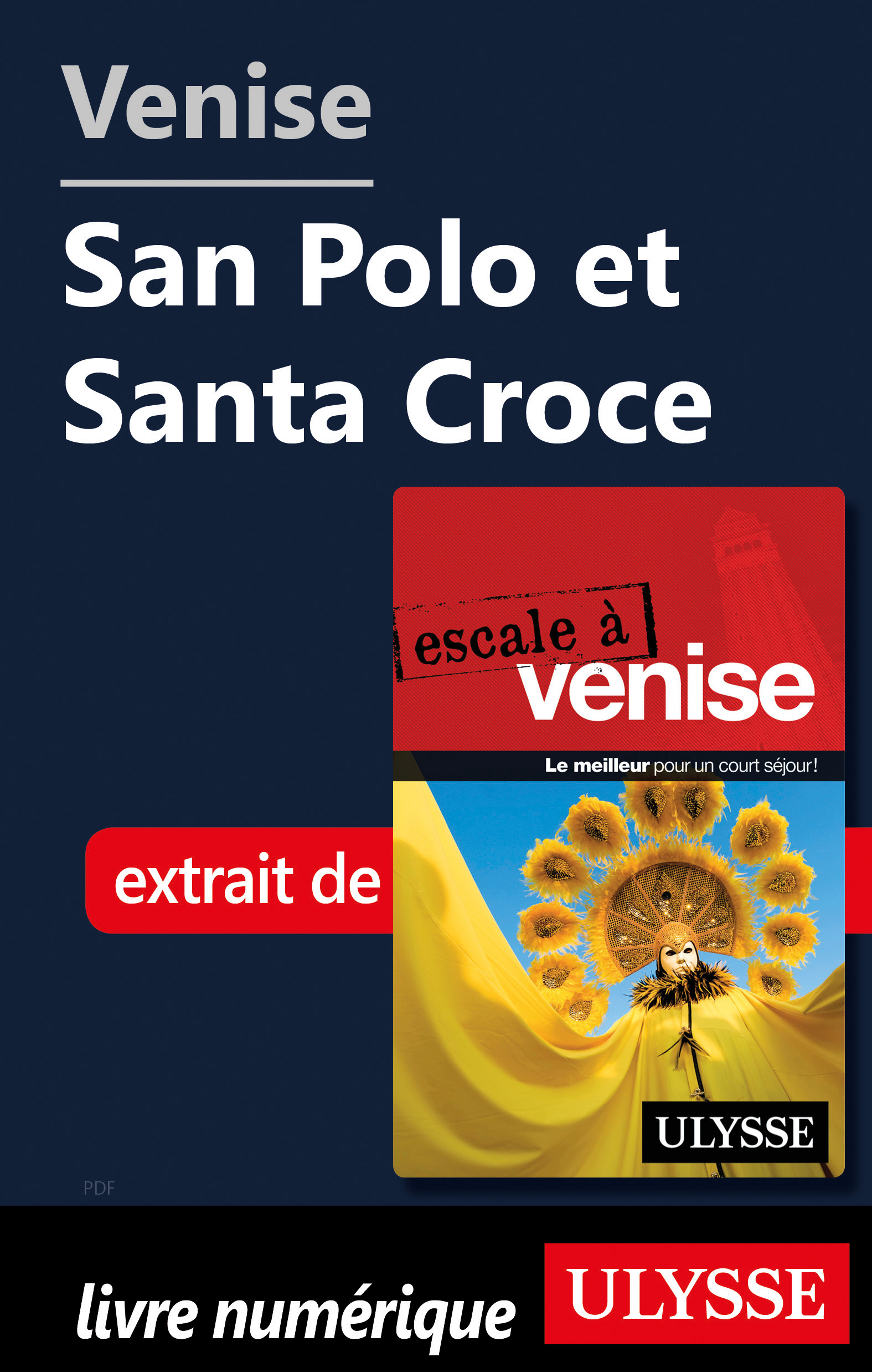 Venise - San Polo et Santa ...
