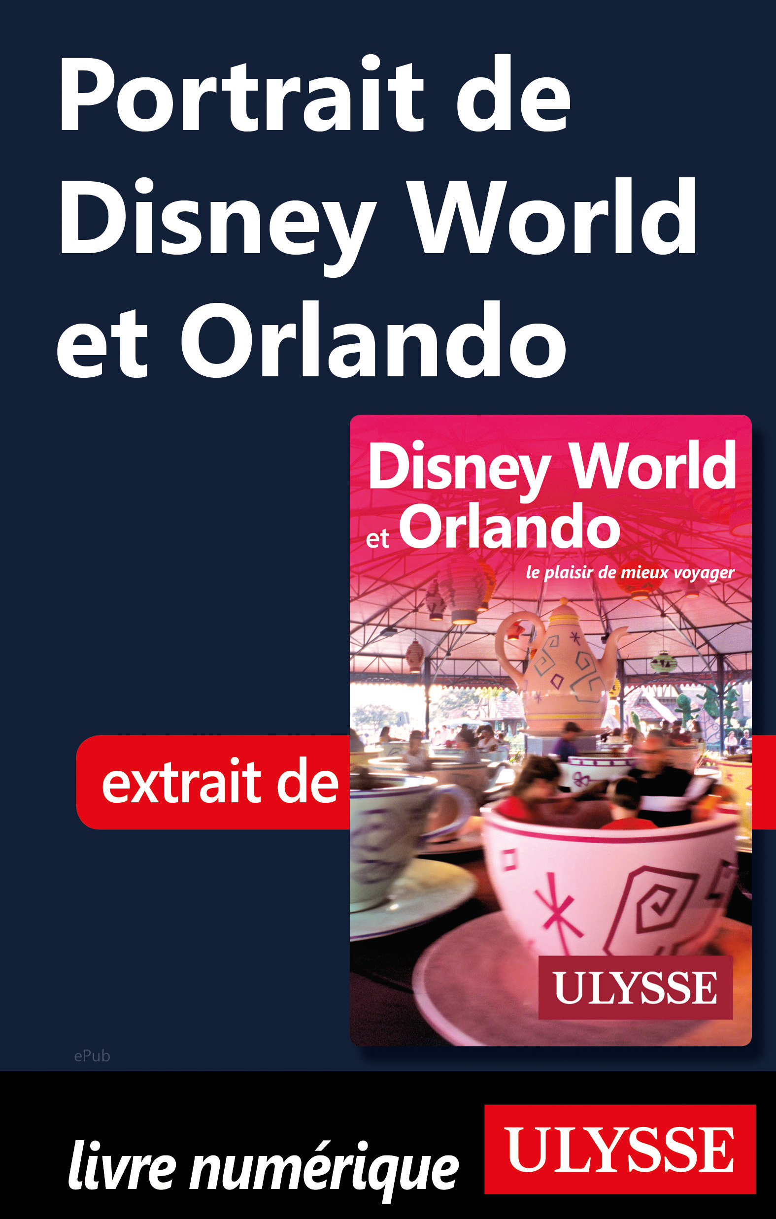 Portrait de Disney World et...