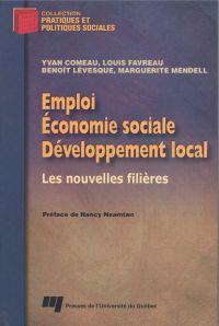 Emploi, économie sociale et...