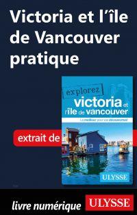 Victoria et l'île de Vancouver pratique