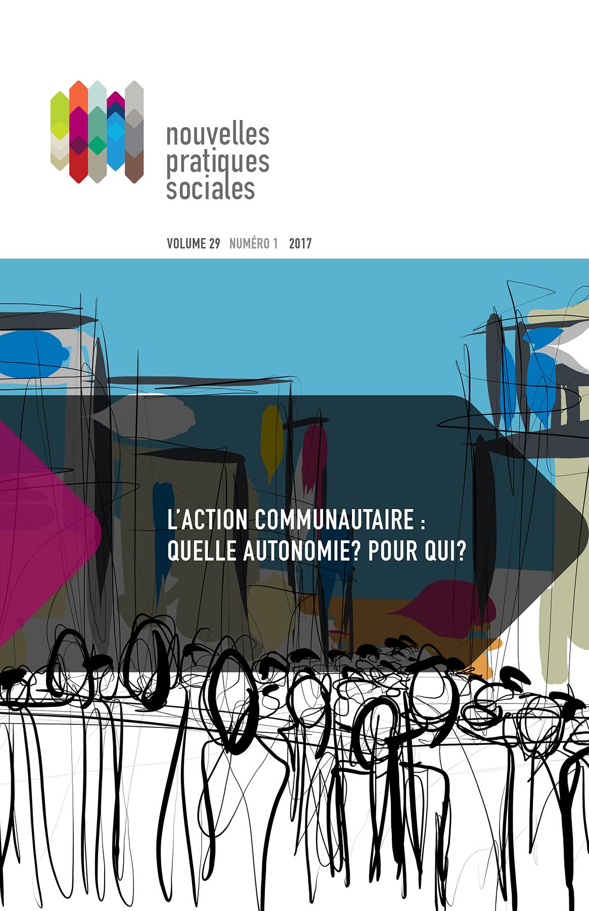 Vignette du livre Nouvelles pratiques sociales. Vol. 29 No. 1-2, Printemps 2017