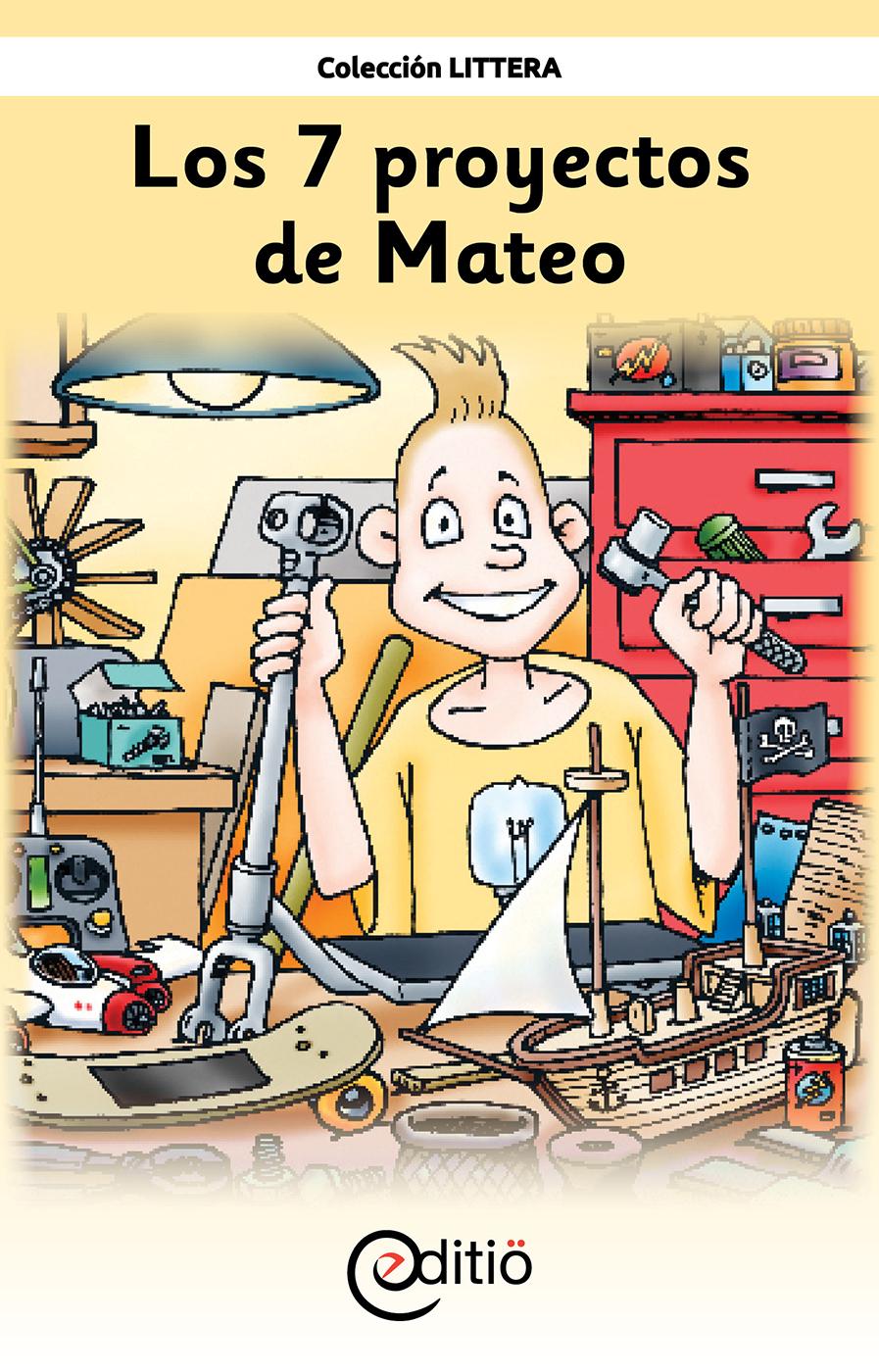 Los 7 proyectos de Mateo