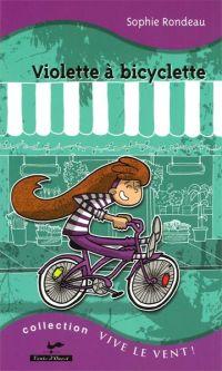 Violette à bicyclette 9