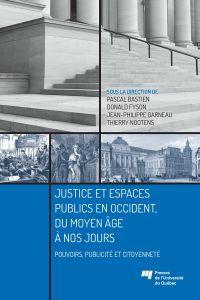 Justice et espaces publics ...