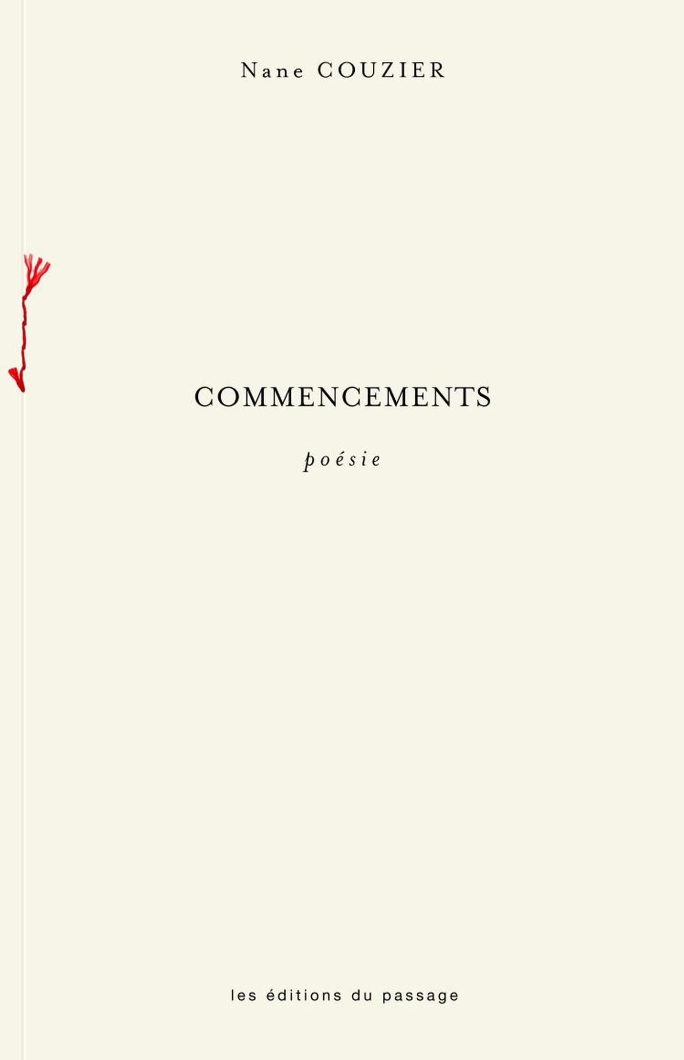 Commencements