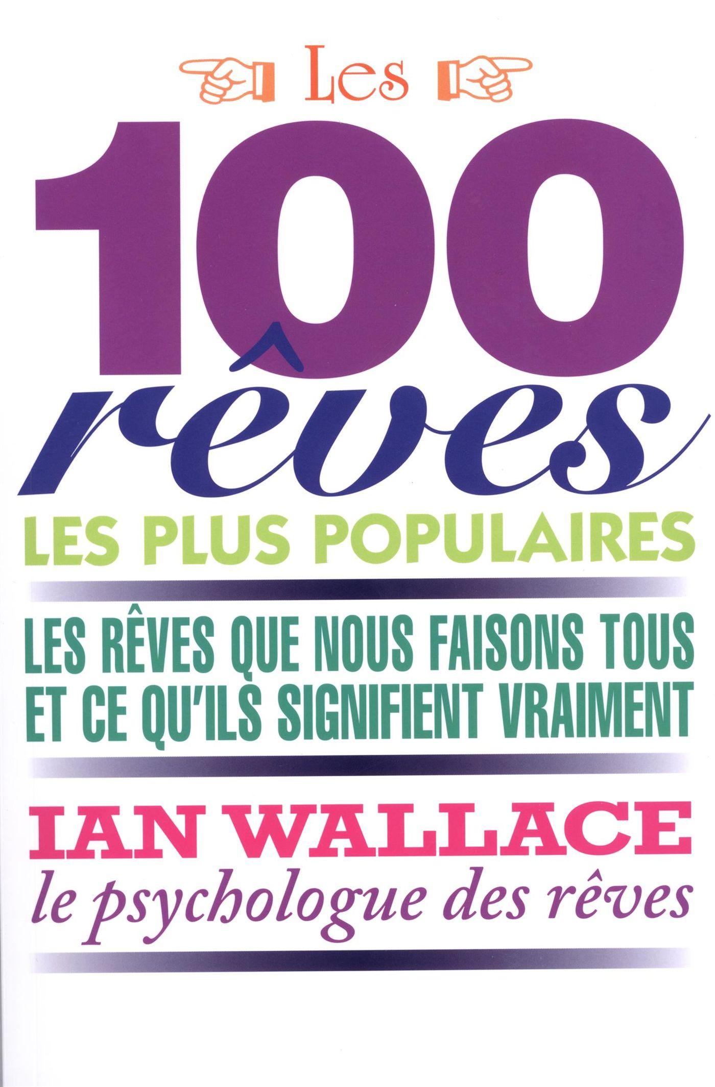 Les 100 rêves les plus populaires