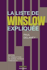 La liste de Winslow expliquée