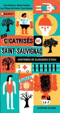 Image de couverture (Les cicatrisés de Saint-Sauvignac)