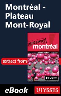 Montréal - Plateau Mont-Royal