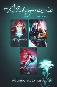 Coffret 3 livres - Alégracia