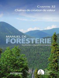 Manuel de foresterie, chapitre 32 – Chaînes de création de valeur