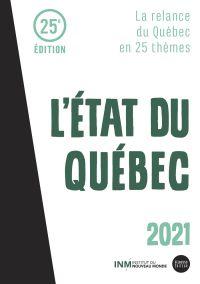 L'État du Québec 2021