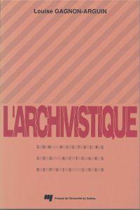 L'archivistique