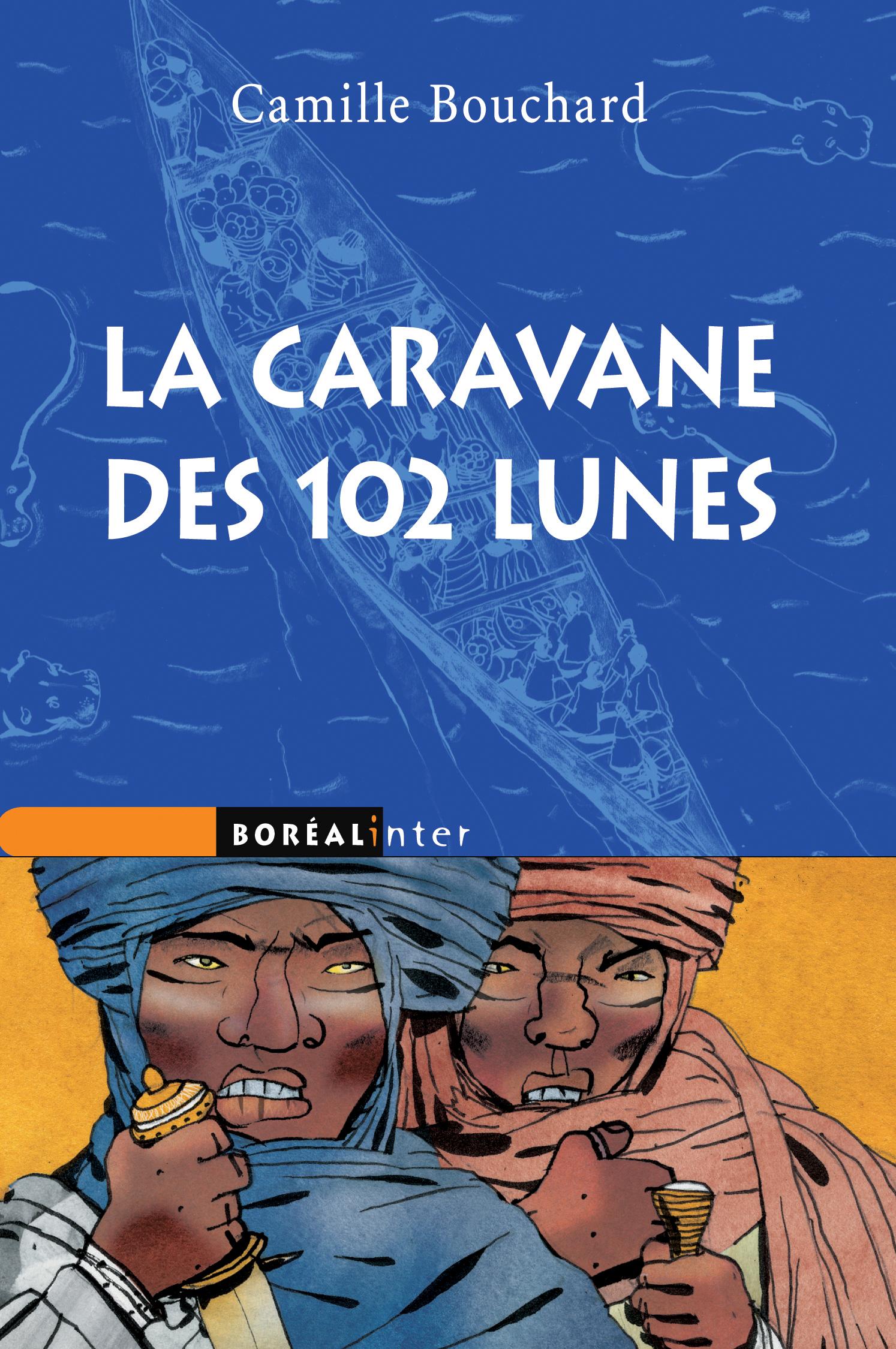 La Caravane des 102 lunes