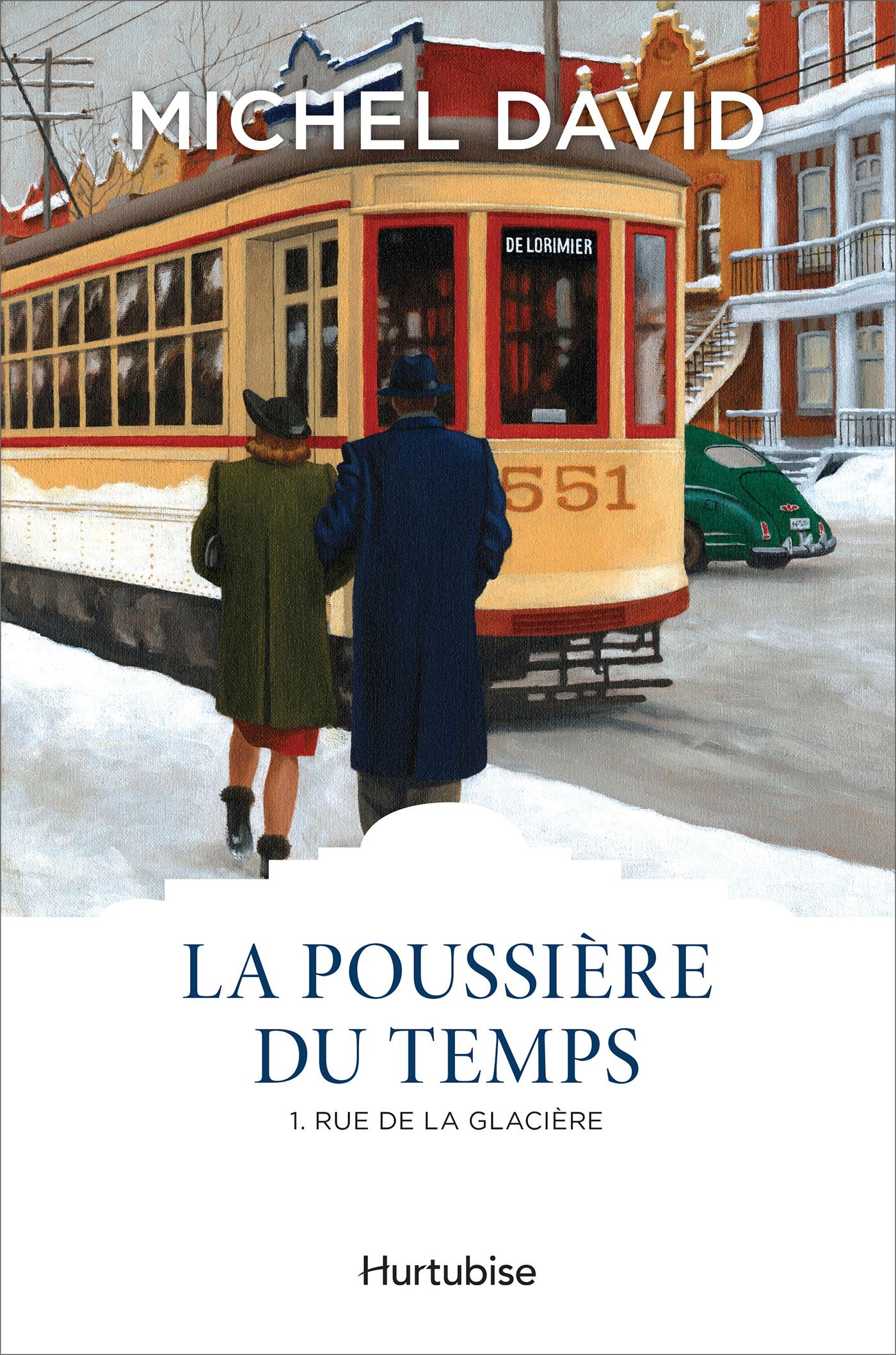 La Poussière du temps T1 - Rue de la Glacière