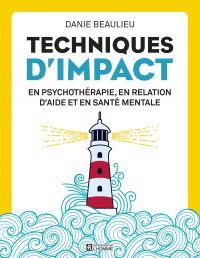 Cover image (Techniques d'impact en psychothérapie, en relation d'aide et en santé mentale)