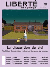 Image de couverture (Revue Liberté 328 - La disparition du ciel)