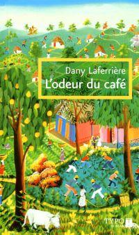 Book cover of L'odeur du café.