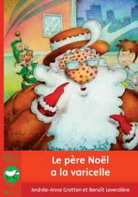 Le père Noël a la varicelle