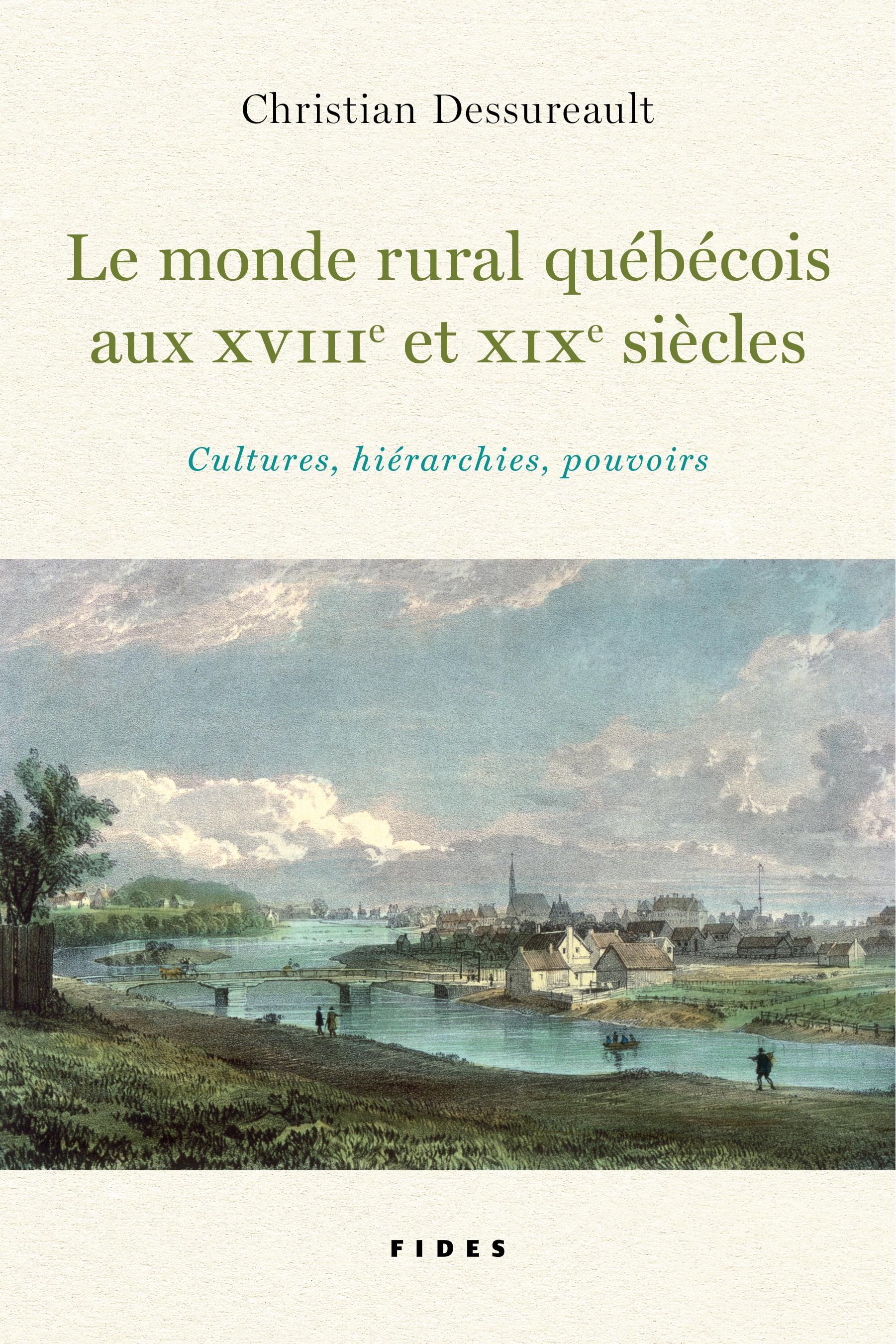 Le monde rural québécois au...
