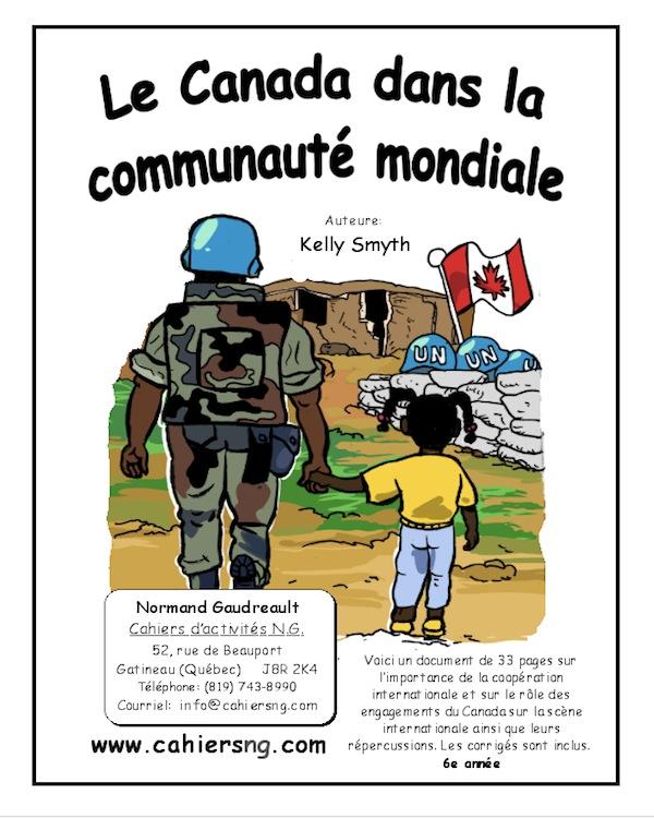 Le Canada dans la communaut...