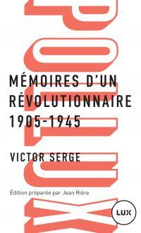 Mémoires d'un révolutionnaire