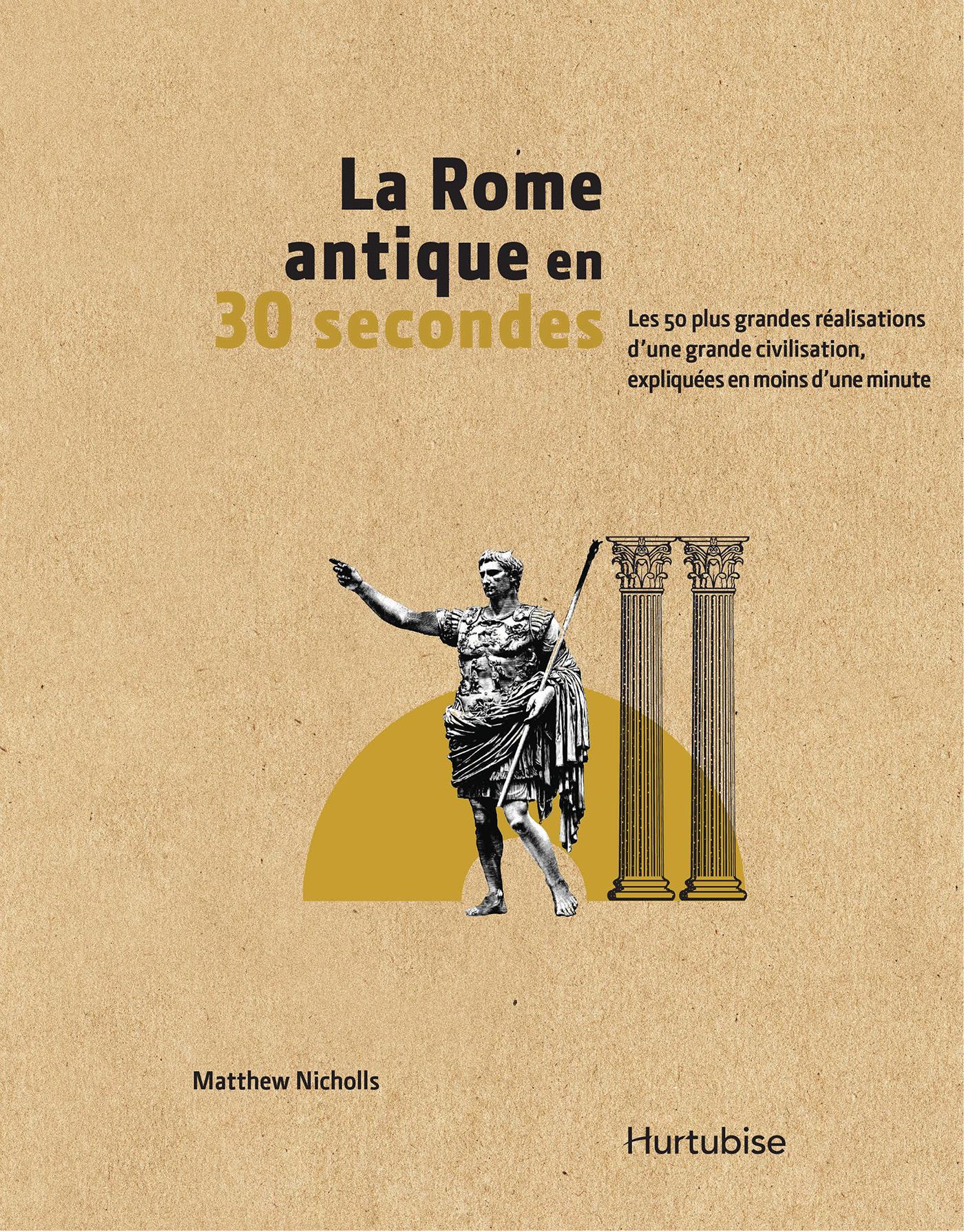 La Rome antique en 30 secondes