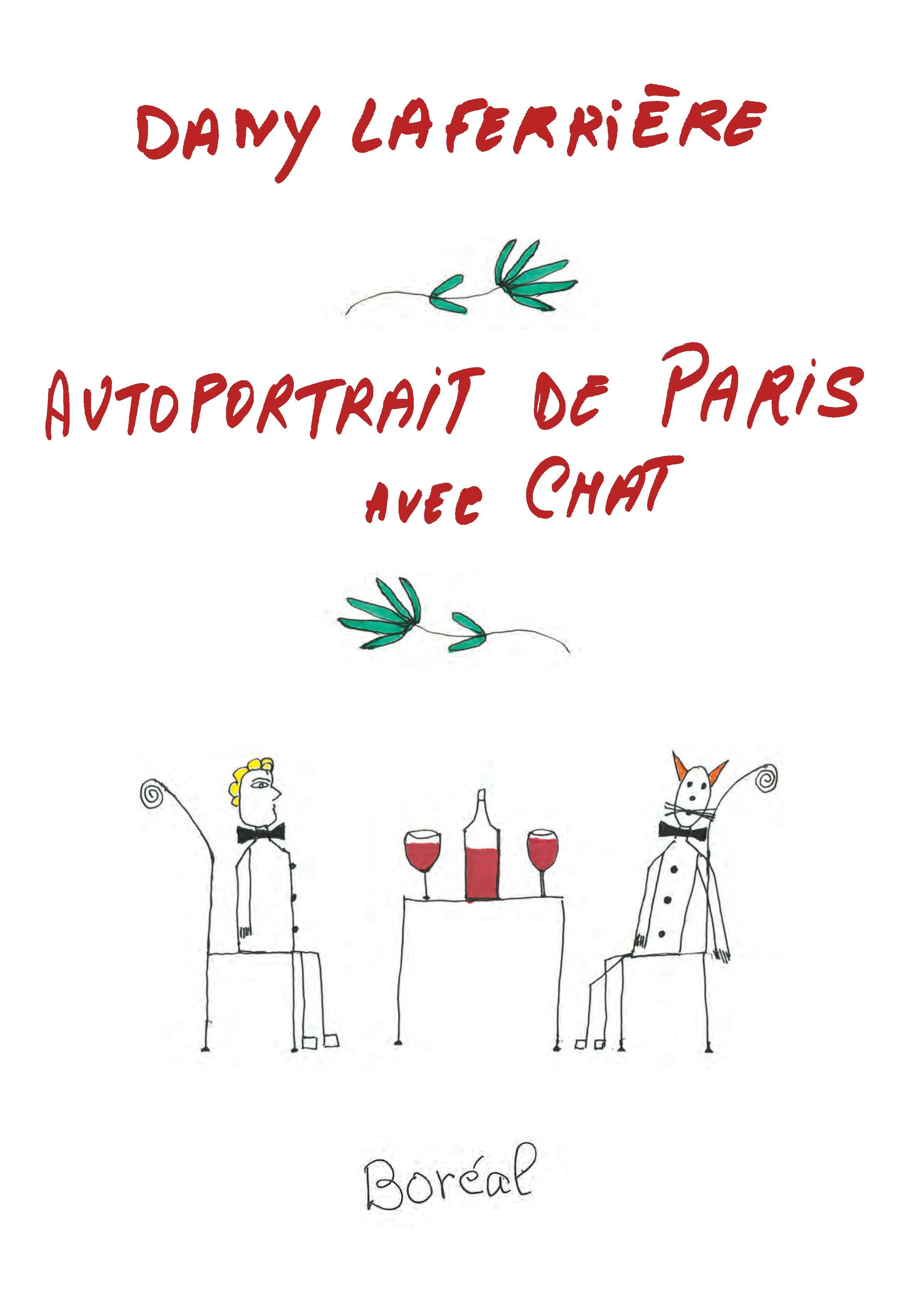 Autoportrait de Paris avec ...