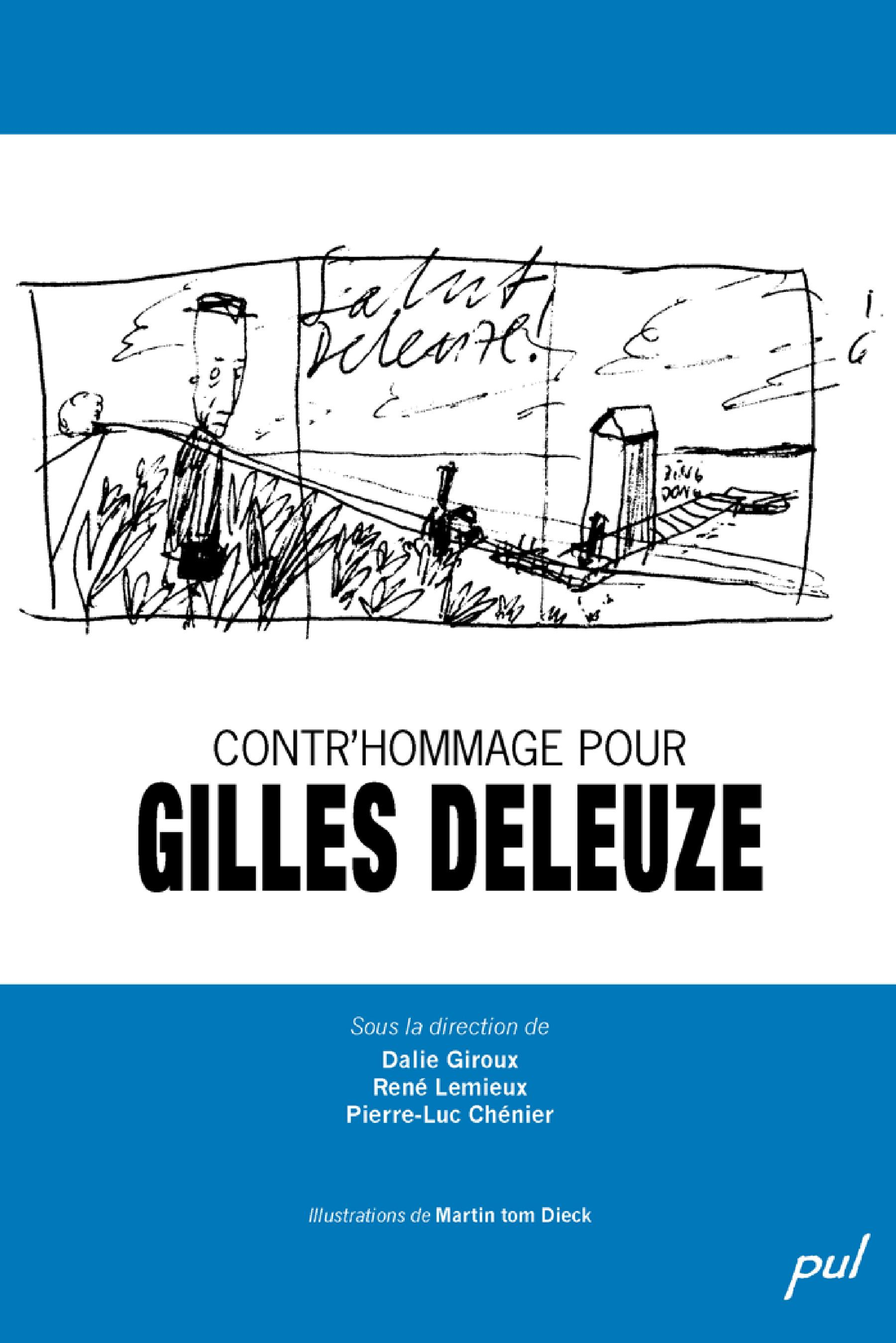 Contr'hommage pour Gilles D...